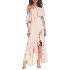 NEW! Show Me Your Mumu | Tango Ruffle Maxi Dress